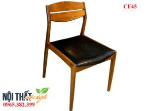 Ghế gỗ Vega CF45 đẹp độc đáo